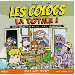 Jeux de société - Occasion - Les Colocs, La Totale !