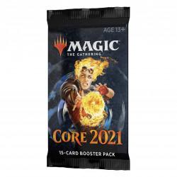 Booster Magic Édition de base 2021 anglais