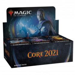 Booster Magic Édition de base 2021 boite complète anglais