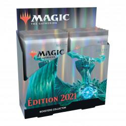Booster Collector Magic Édition de base 2021 boite complète