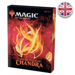 Magic coffret Signature Spellbook : Chandra