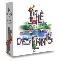 Jeux de société - L'Île des Chats