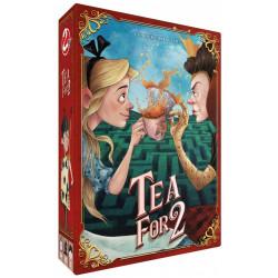 Jeux de société - Tea For 2