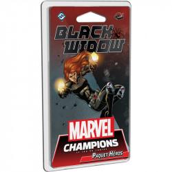 Jeux de société - Marvel Champions : Le Jeu De Cartes - Black Widow