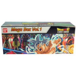 Dragon Ball Super Card Game : Mega Box Volume 1