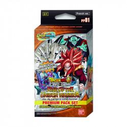 Dragon Ball Super Card Game : Premium Pack Set 01