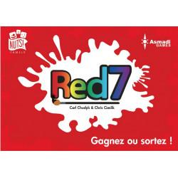 Jeux de société - Red7