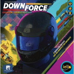 Jeux de société - Downforce - Extension Courses Sauvages