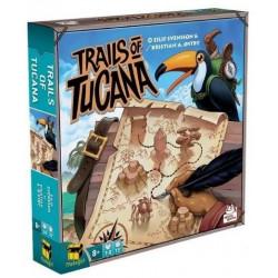 Jeux de société - Trails Of Tucana