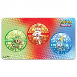 Tapis de Jeu illustré Ultra Pro pokémon Galar Starters