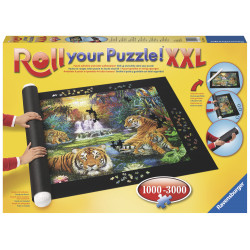 Tapis de Puzzle Ravensburger - Roll your Puzzle ! XXL : 1000 à 3000 pièces