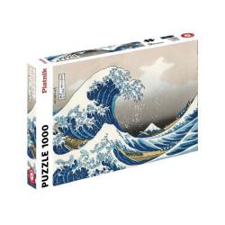 Puzzle Piatnik : Hokusai : La Vague - 1000 Pièces