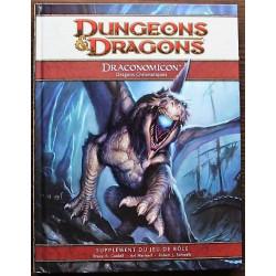 Jeux de rôle - Dungeons & Dragons 4.0 : Draconomicon 1 - Dragons chromatiques
