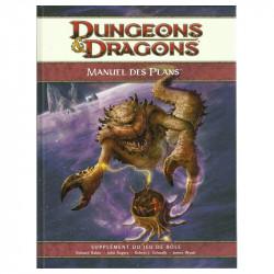 Jeux de rôle - Dungeons & Dragons 4ème Edition : Manuel des Plans DD4 Français