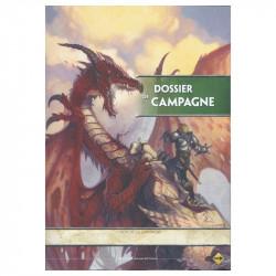 Jeux de rôle - Dungeons & Dragons 4ème Edition : Dossier de Campagne DD4 Français