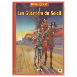 Jeux de rôle - Runequest extension Les Guerriers du Soleil