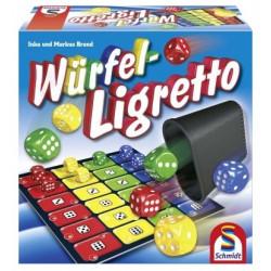 Jeux de société - Würfel-Ligretto