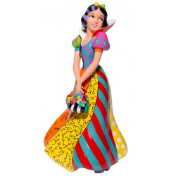Figurine Disney Britto Blanche-Neige - Snow White