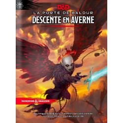 Jeux de rôle - Dungeons & Dragons 5e Éd. : Descente en Averne - Version française de Donjon et Dragon