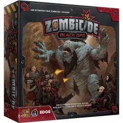 Jeux de société - Zombicide Invader : Black Ops