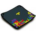 Piste de Dés Néoprene Dice Tray : Retro Tetris