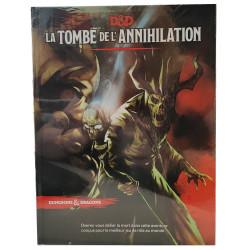 Jeux de rôle - Dungeons & Dragons 5e Éd. : La Tombe de l'Annihilation - Version française de Donjon et Dragon