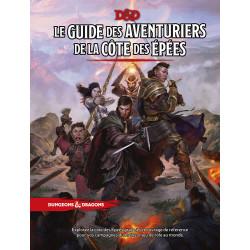 Jeux de rôle - Dungeons & Dragons 5e Éd. : Le Guide des Aventuriers de la Côte des Épées - Version française de Donjon et Dragon