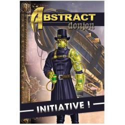 Jeux de rôle - Abstract Donjon - Initiative