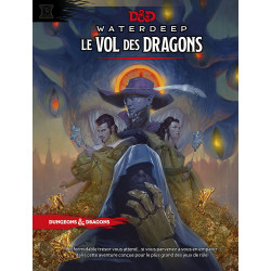 Jeux de rôle - Dungeons & Dragons 5e Éd. : Waterdeep - Le Vol des Dragons
