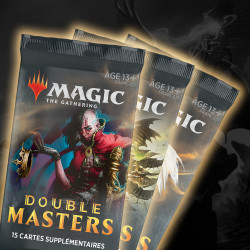 Booster Magic Double Master