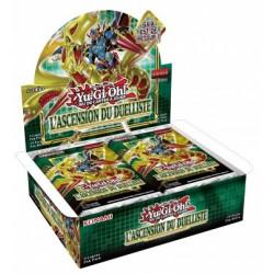 Booster Yu-Gi-Oh! Ascension du Duelliste boite complète