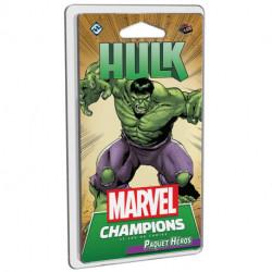 Jeux de société - Marvel Champions : Le Jeu De Cartes - Hulk