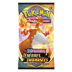 Booster Pokémon Epée et Bouclier - Ténèbres Embrasées