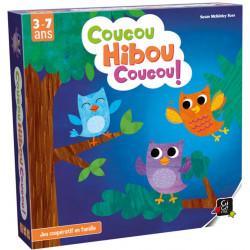 Jeux de société - Coucou Hibou Coucou