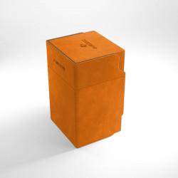 Gamegenic Deck Box Boite de rangement Watchtower 100+ Convertible - Orange