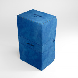 Gamegenic Deck Box Boite de rangement Stronghold 200+ Convertible - Bleu