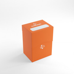 Gamegenic Deck Box Boite de rangement case 80+ Standard - Orange