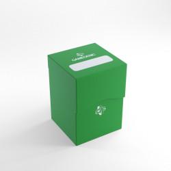Gamegenic Deck Box Boite de rangement case 100+ Standard - Vert