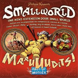 Jeux de société - Smallworld extension Maauuudits !