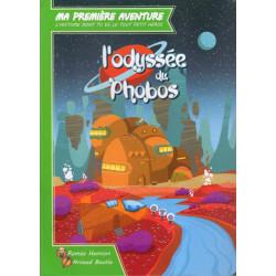 Livre Ma Première Aventure - L'Odyssée de Phobos