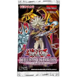 Booster Yu-Gi-Oh! Duellistes Légendaires : la Rage de Râ