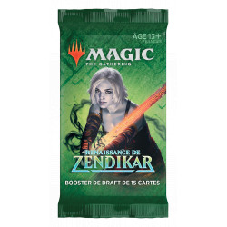 Booster Magic Renaissance de Zendikar