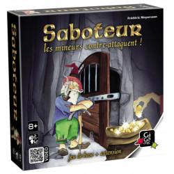 Jeux de société - Saboteur II - Les mineurs contre-attaquent !