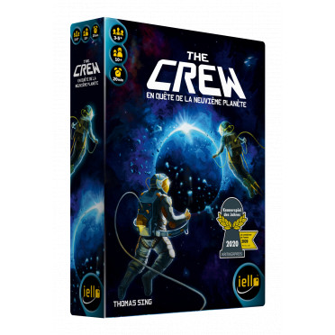 Jeux de société - The Crew