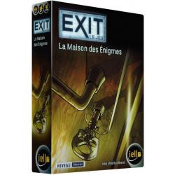 Jeux de société - Exit : La Maison des Énigmes
