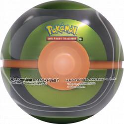 Pokémon PokéBall 3 Boosters + 1 Jeton 2020 Tin TinBall