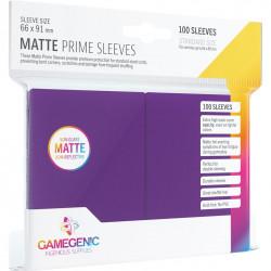 Protège-cartes Gamegenic Standard Matte - Violet