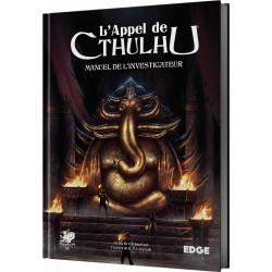 Jeux de rôle - L'Appel de Cthulhu - Manuel de l'Investigateur