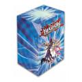 Deck box illustrée boite de rangement Konami Yu-Gi-Oh ! - The Dark Magicians