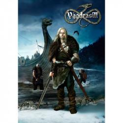 Jeux de rôle - Yggdrasill - Livre de Base